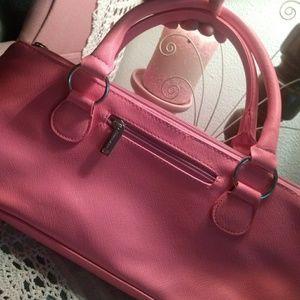 Handbags - Gorgeous pink wine purse!!!!!🥂🥂🍷💗❤️